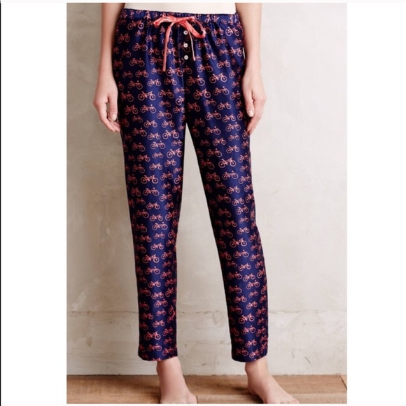Anthropologie Other - Anthropologie Eloise Sweetest Dreams Bicycle Pants
